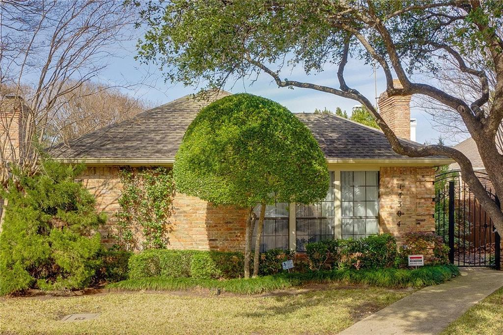 Expired   14304 Regency Place Dallas, Texas 75254 0