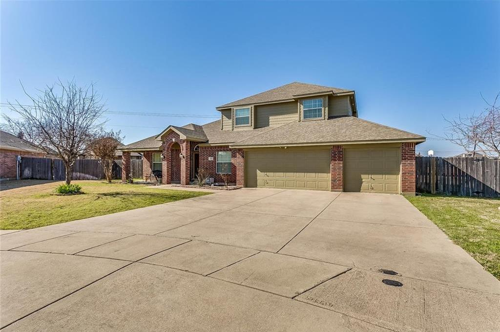 Sold Property | 412 Hummingbird Trail Crowley, Texas 76036 0