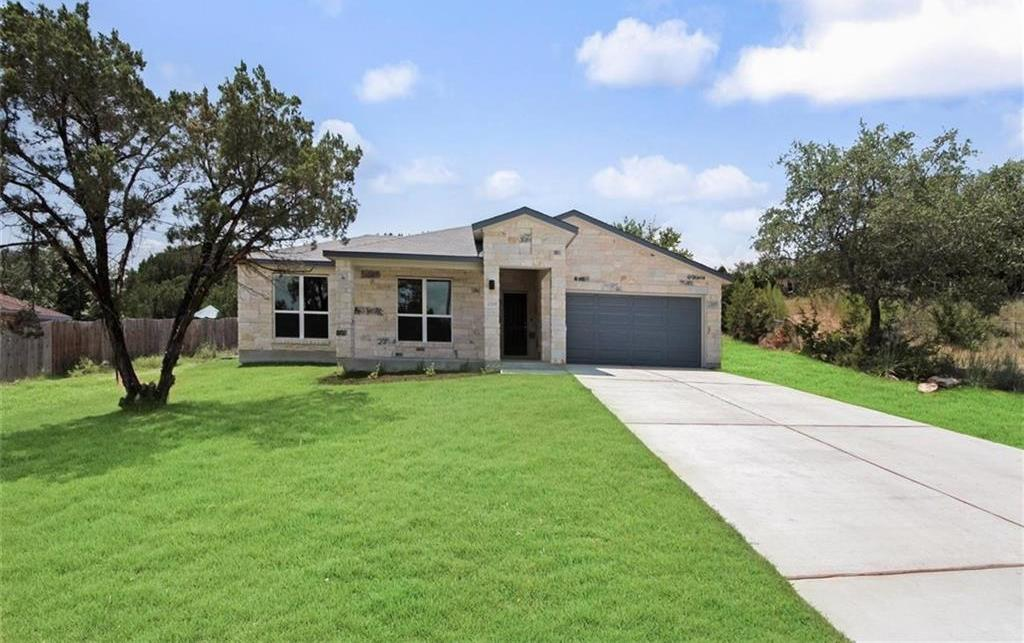 Sold Property   20709 Leaning Oak Drive Lago Vista, TX 78645 0