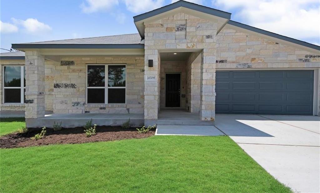 Sold Property   20709 Leaning Oak Drive Lago Vista, TX 78645 1
