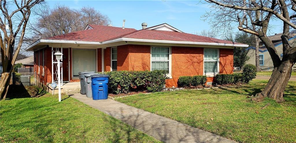 Sold Property | 1903 Newport Avenue Dallas, Texas 75224 0