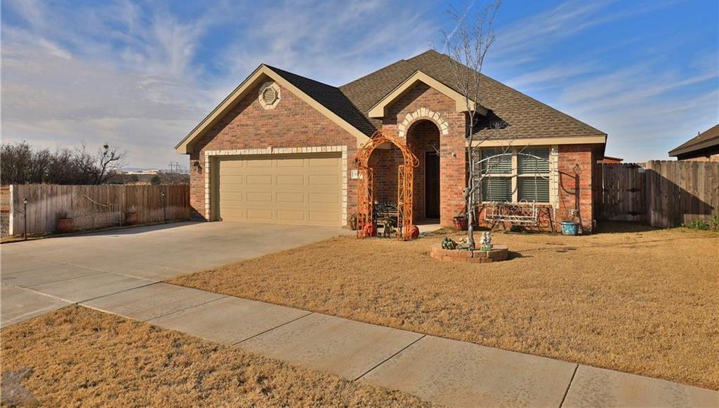 Sold Property | 5322 Catclaw Drive Abilene, Texas 79606 2