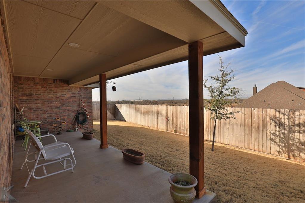 Sold Property | 5322 Catclaw Drive Abilene, Texas 79606 27