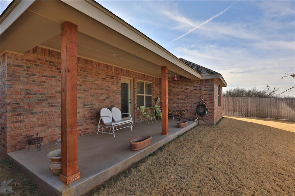 Sold Property | 5322 Catclaw Drive Abilene, Texas 79606 28