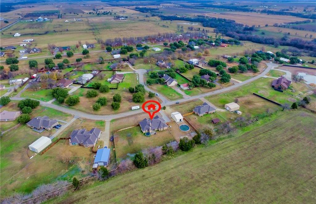 Sold Property | 180 Pear Tree Lane Collinsville, Texas 76233 34