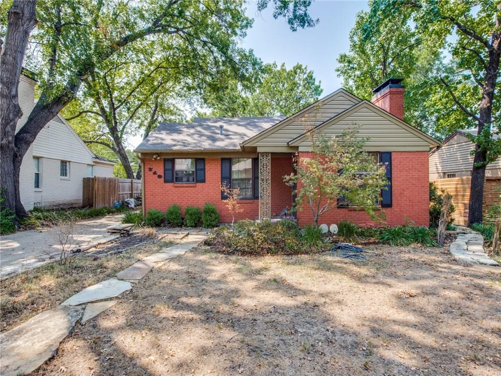 Sold Property | 3718 Valley Ridge Road Dallas, Texas 75220 0