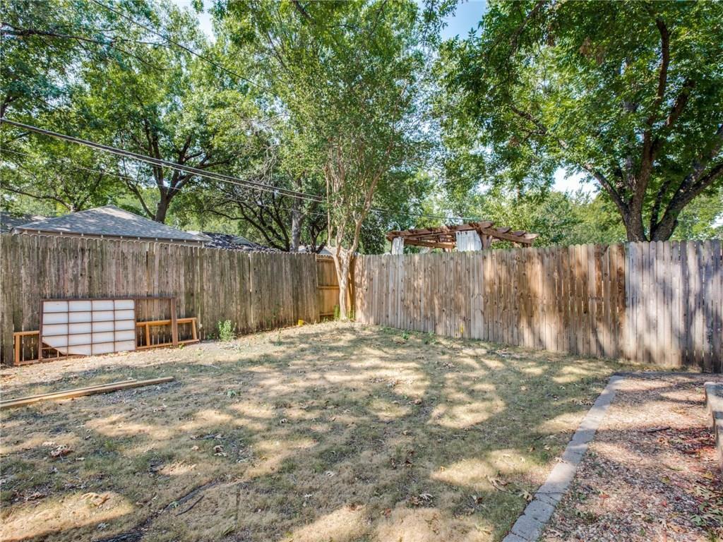 Sold Property   3718 Valley Ridge Road Dallas, Texas 75220 13
