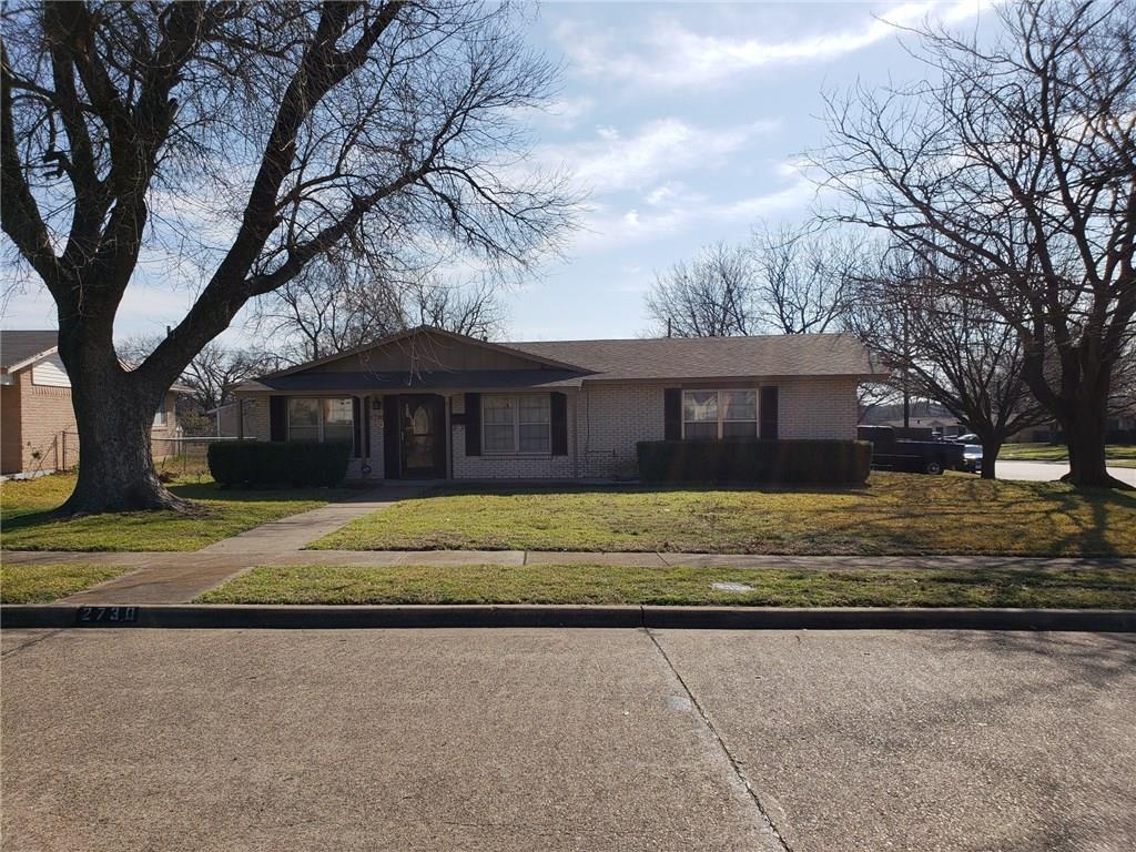 Expired | 2730 Western Park Drive Dallas, Texas 75211 0