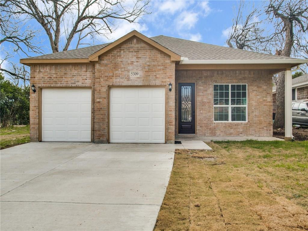Sold Property | 5309 Libbey Avenue Fort Worth, Texas 76107 2