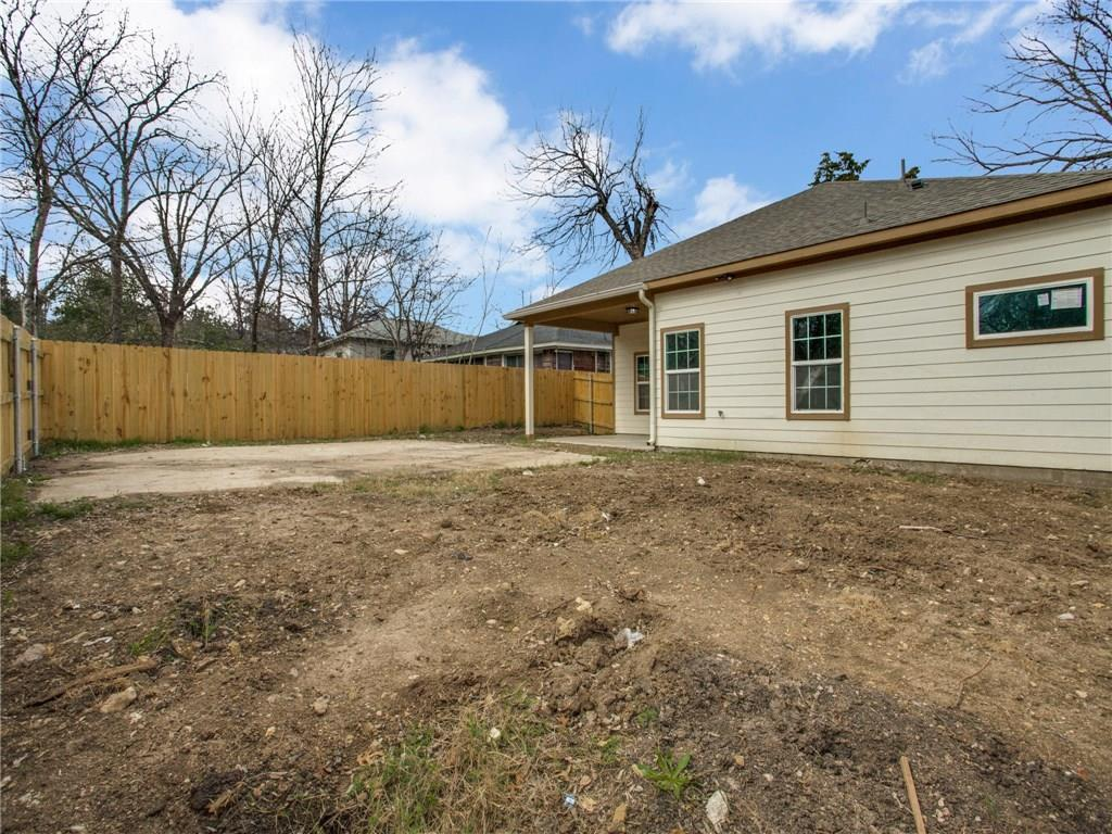 Sold Property | 5309 Libbey Avenue Fort Worth, Texas 76107 25