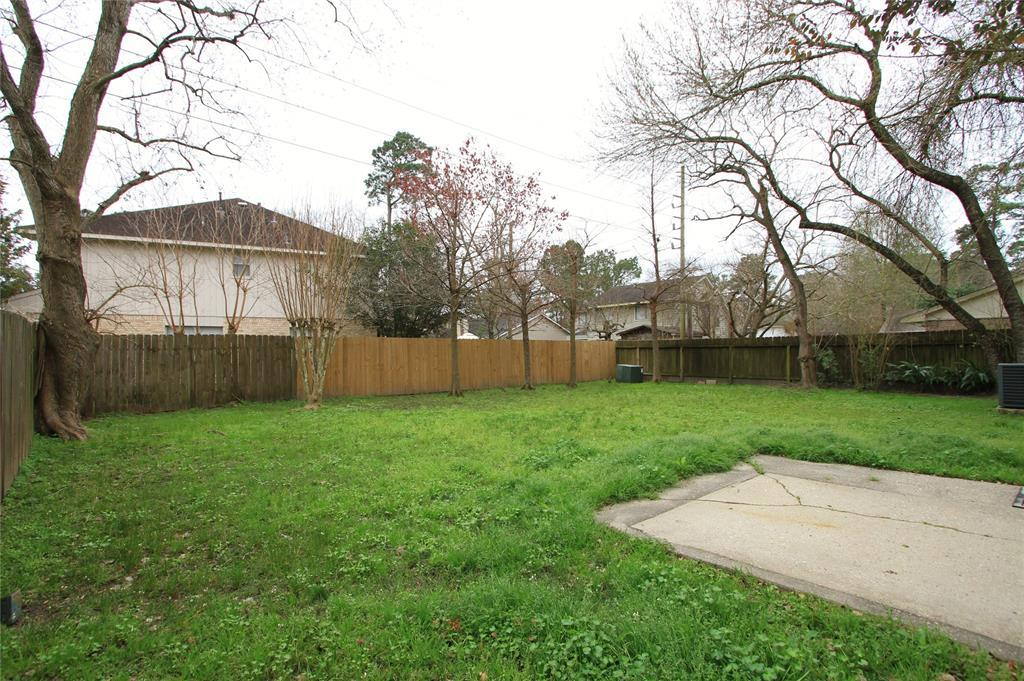 Sold Property | 3810 Wells Mark Drive Humble, Texas 77396 25