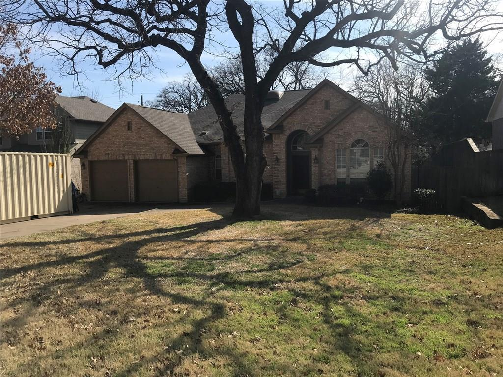 Sold Property | 2815 Stonehurst Drive Grapevine, Texas 76051 1