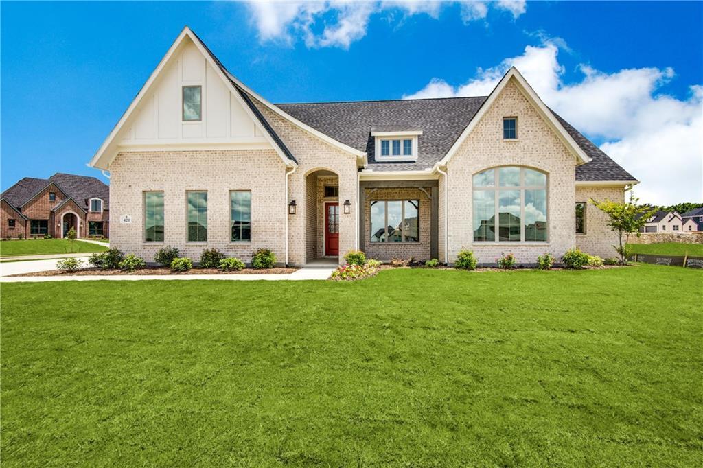 Sold Property | 420 Travelers Terrace Argyle, Texas 76226 0