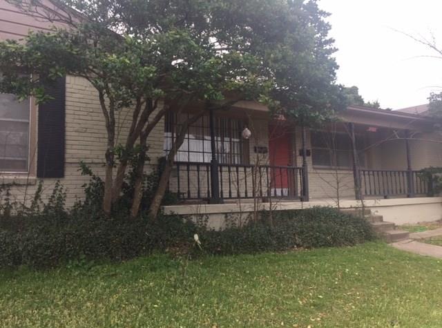 Leased | 9585 Ash Creek Drive Dallas, Texas 75218 1