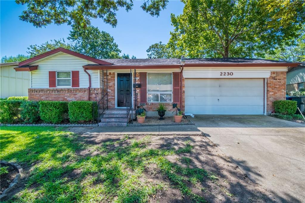 Sold Property | 2230 Sussex Drive Garland, Texas 75041 1