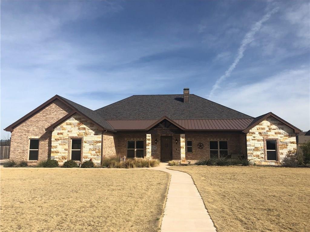 Sold Property   117 Cactus Rose Trail Abilene, Texas 79602 0