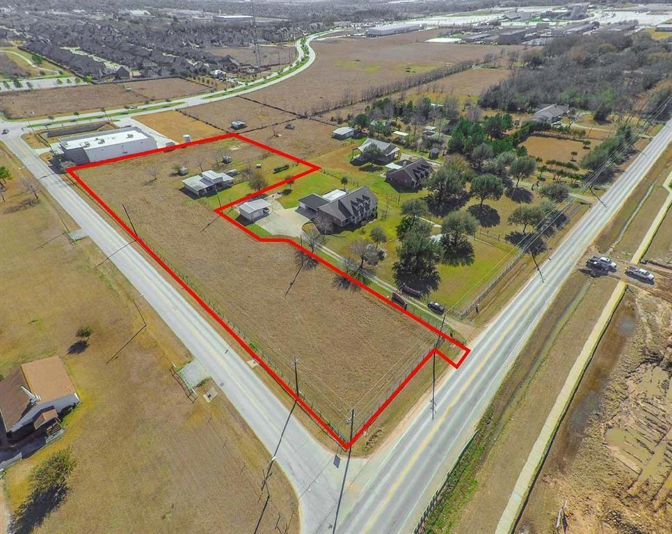 2.6 Acres, Unrestricted, Katy TX | 25131 Salt Grass Trail Way Katy, TX 77493 3