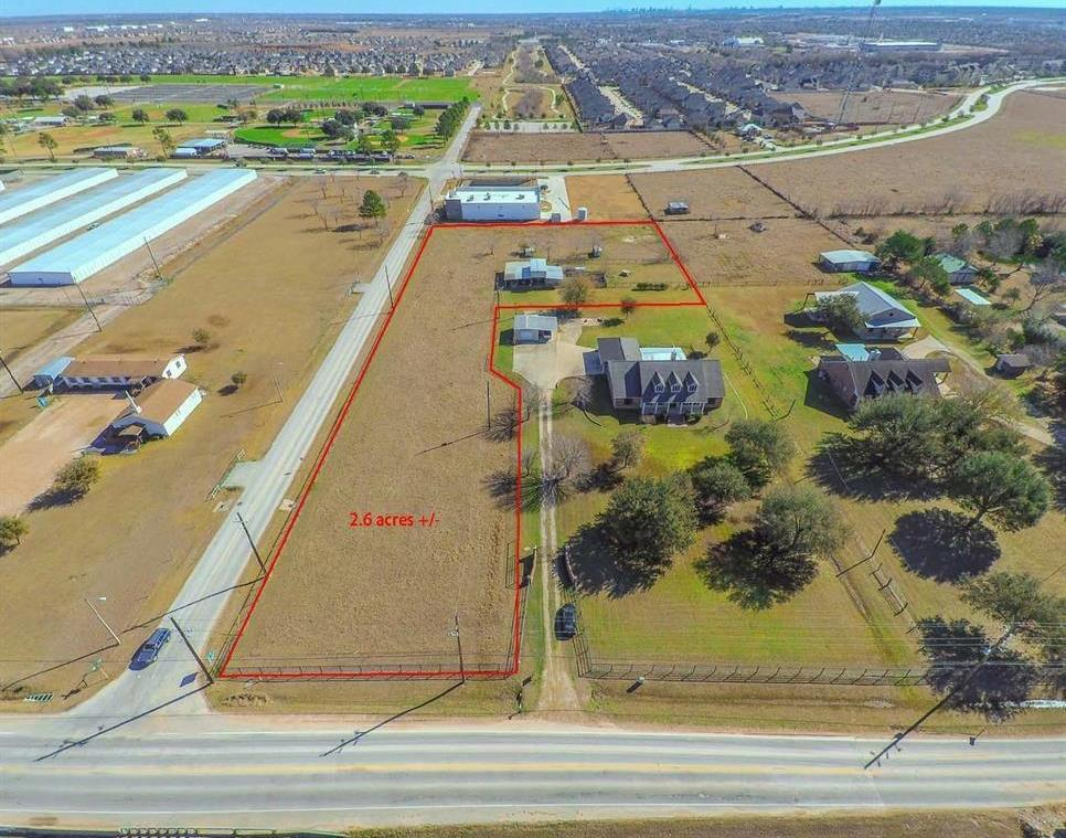 2.6 Acres, Unrestricted, Katy TX | 25131 Salt Grass Trail Way Katy, TX 77493 5