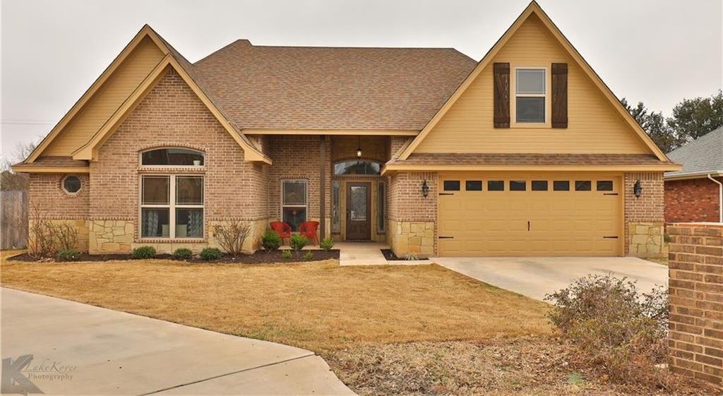 Sold Property | 3301 White Oaks Drive Abilene, Texas 79606 0