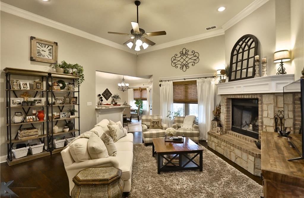 Sold Property | 3301 White Oaks Drive Abilene, Texas 79606 2