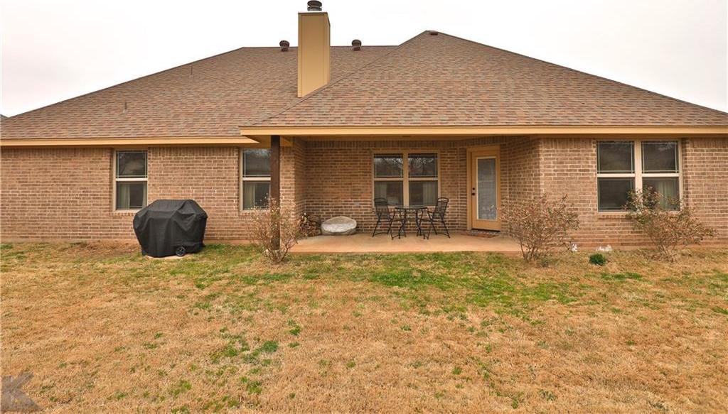 Sold Property | 3301 White Oaks Drive Abilene, Texas 79606 32
