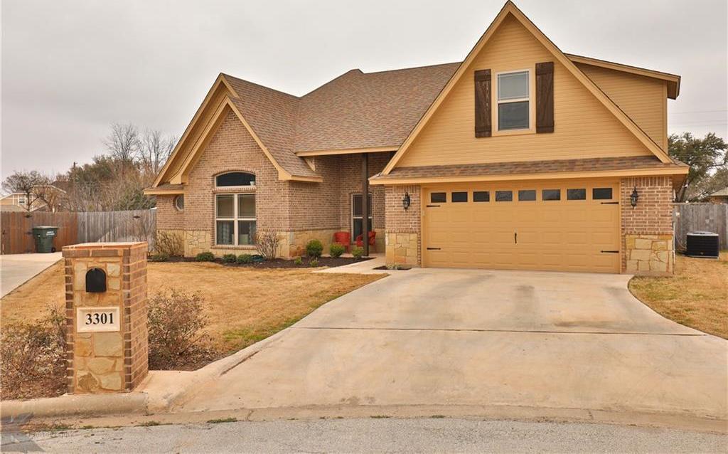 Sold Property | 3301 White Oaks Drive Abilene, Texas 79606 35