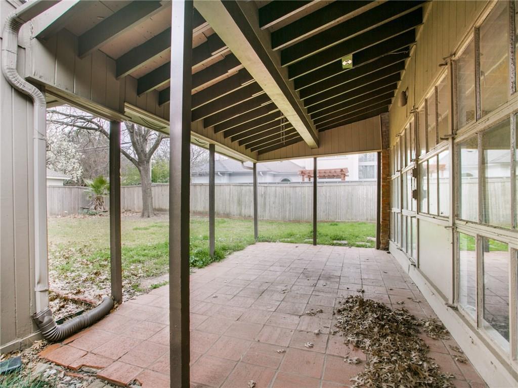 Active Contingent | 6514 Walnut Hill Lane Dallas, Texas 75230 16