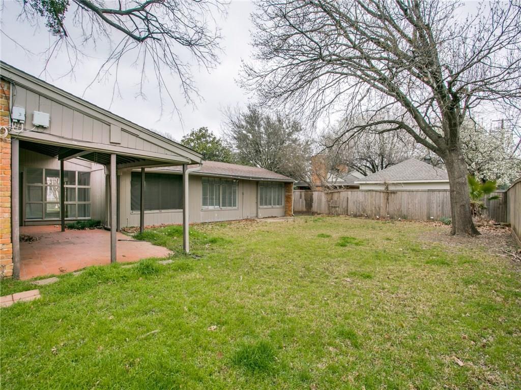 Active Contingent | 6514 Walnut Hill Lane Dallas, Texas 75230 19