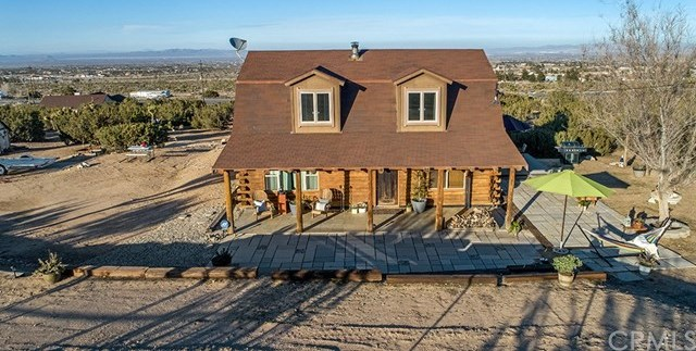 Closed | 3418 Quail Road Pinon Hills, CA 92372 2