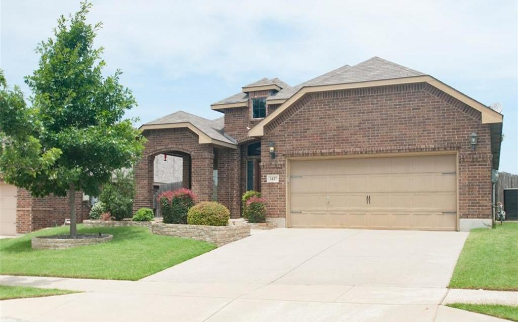 Leased | 3417 Beekman Drive Fort Worth, Texas 76244 1