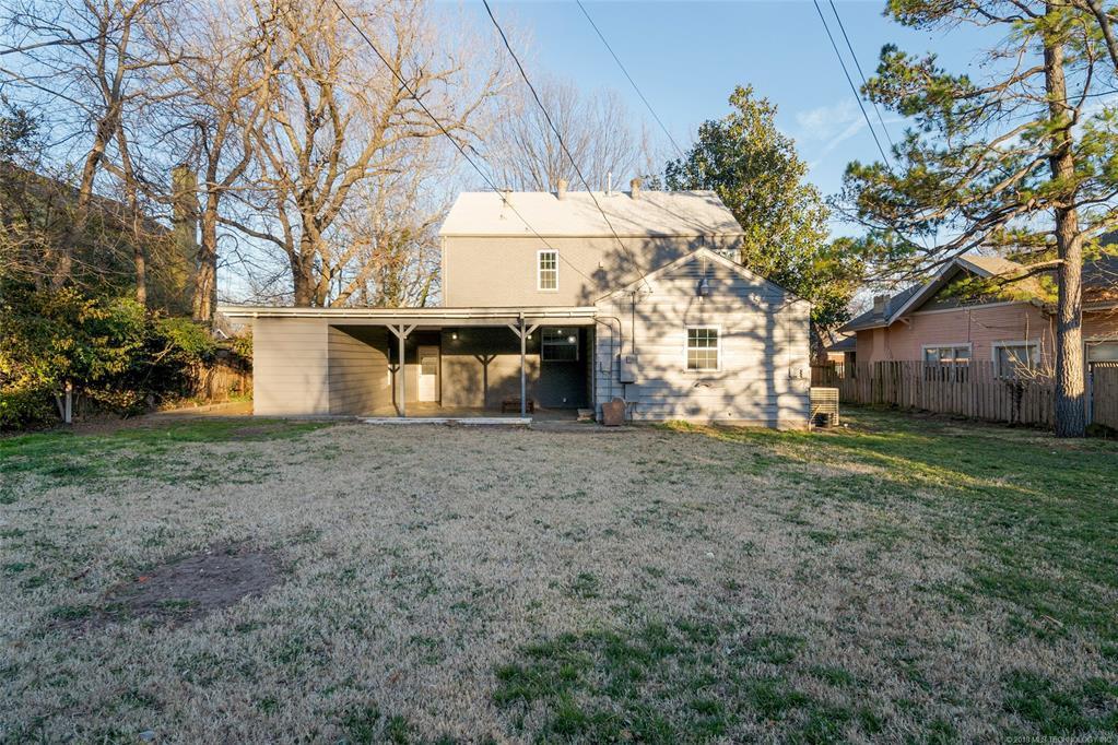 Off Market | 1710 S Trenton Avenue Tulsa, Oklahoma 74120 30