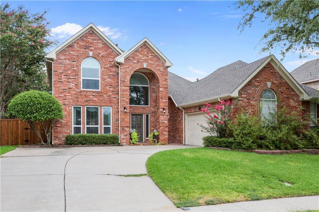Sold Property   806 Autumn Ridge Drive McKinney, Texas 75070 0