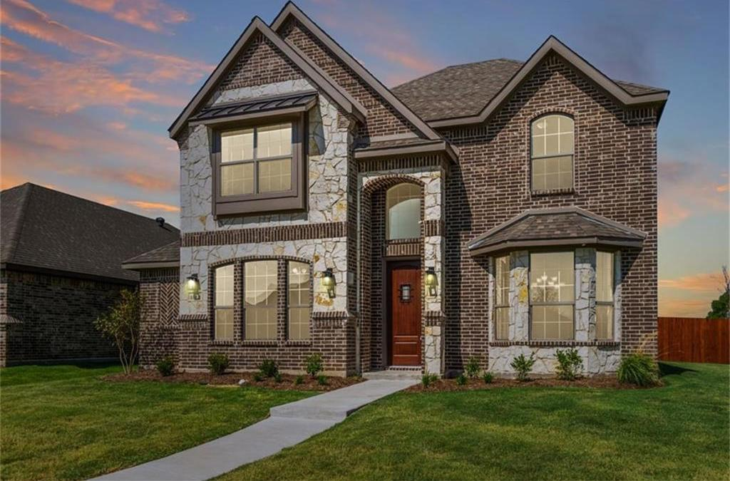 Sold Property | 829 Rustic Trail Midlothian, Texas 76065 0