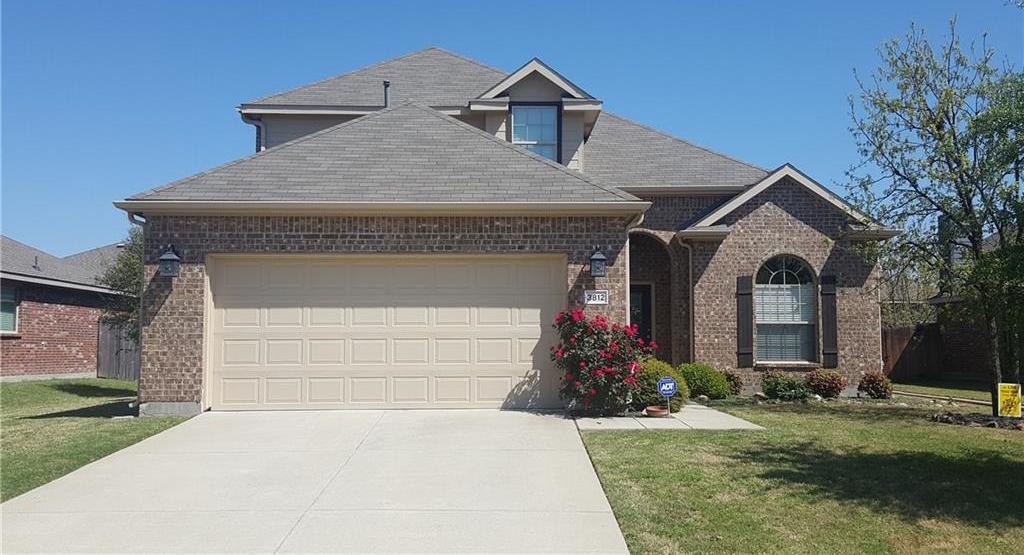 Leased   3812 Spring Run Lane Melissa, Texas 75454 0