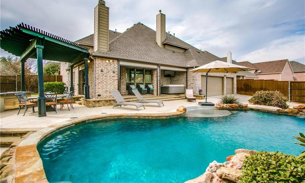 Sold Property | 7156 Old Province Way Frisco, Texas 75036 29