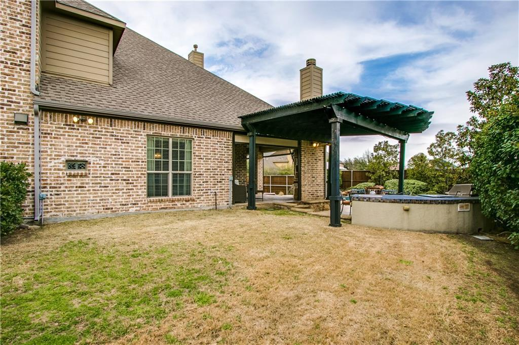 Sold Property | 7156 Old Province Way Frisco, Texas 75036 33
