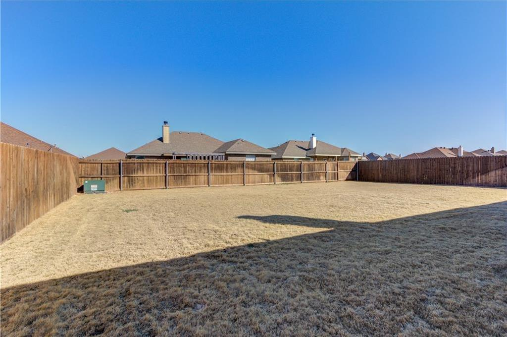 Sold Property | 4809 Big Bend Trail Abilene, Texas 79602 30