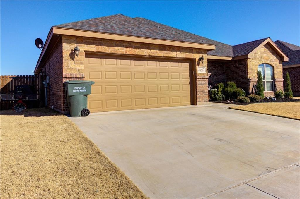 Sold Property | 4809 Big Bend Trail Abilene, Texas 79602 33