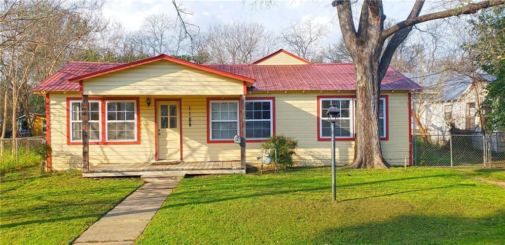 Leased   1106 Walnut Street Bastrop, TX 78602 0