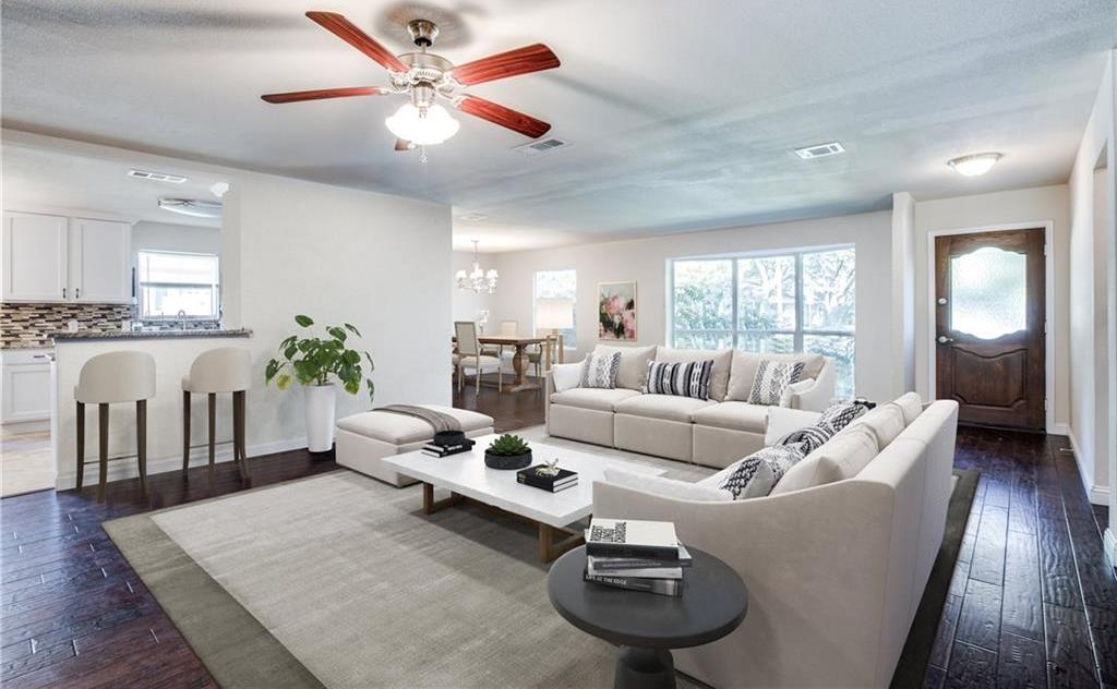 Sold Property | 10021 Dale Crest Drive Dallas, Texas 75229 1