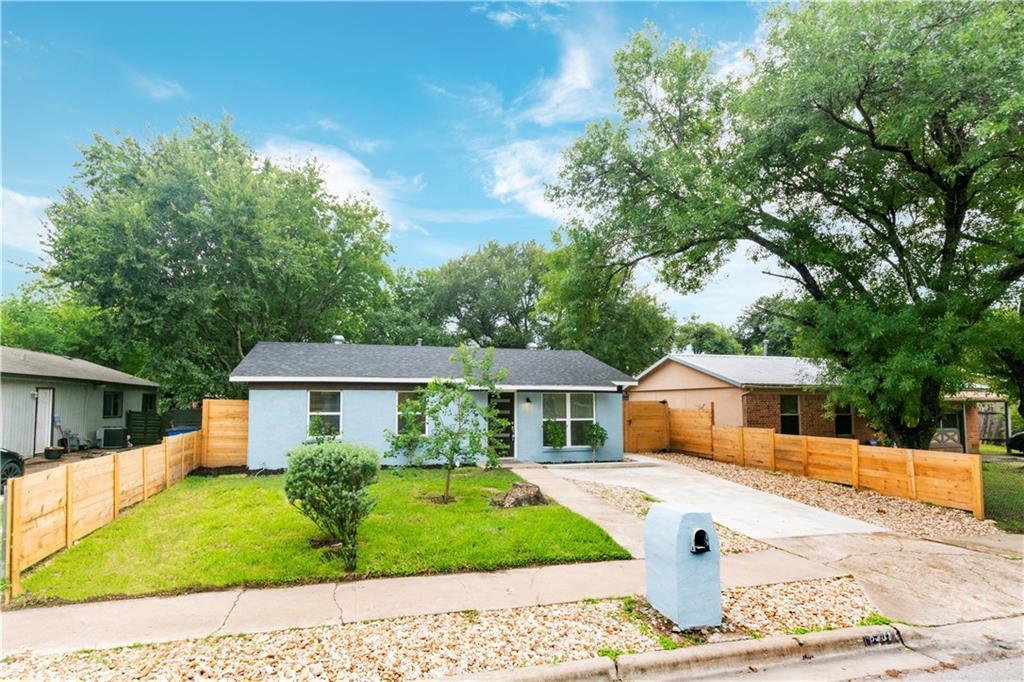 Sold Property | 6201 Carnation TER Austin, TX 78741 0