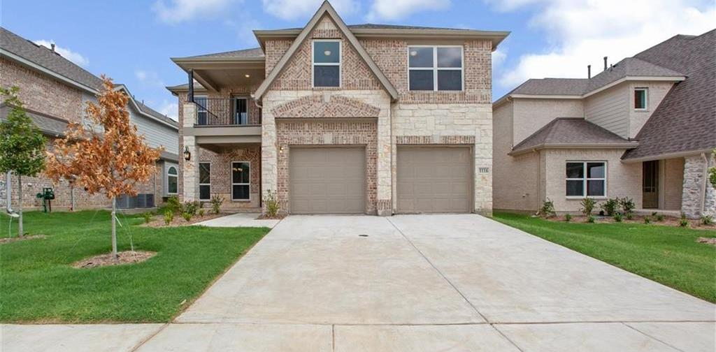 Homes for sale in Little Elm  | 1116 Nannyberry Drive 0
