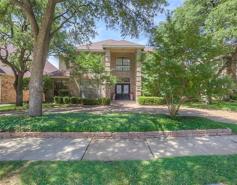 Leased | 4633 Courtyard Trail Plano, Texas 75024 0