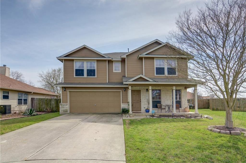 Sold Property | 747 Marino CT Bastrop, TX 78602 0