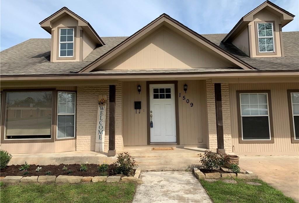 Sold Property | 1509 Hill Street Bastrop, TX 78602 0