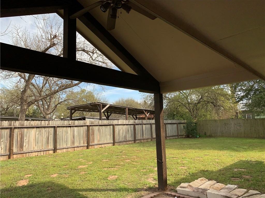 Sold Property | 1509 Hill Street Bastrop, TX 78602 12