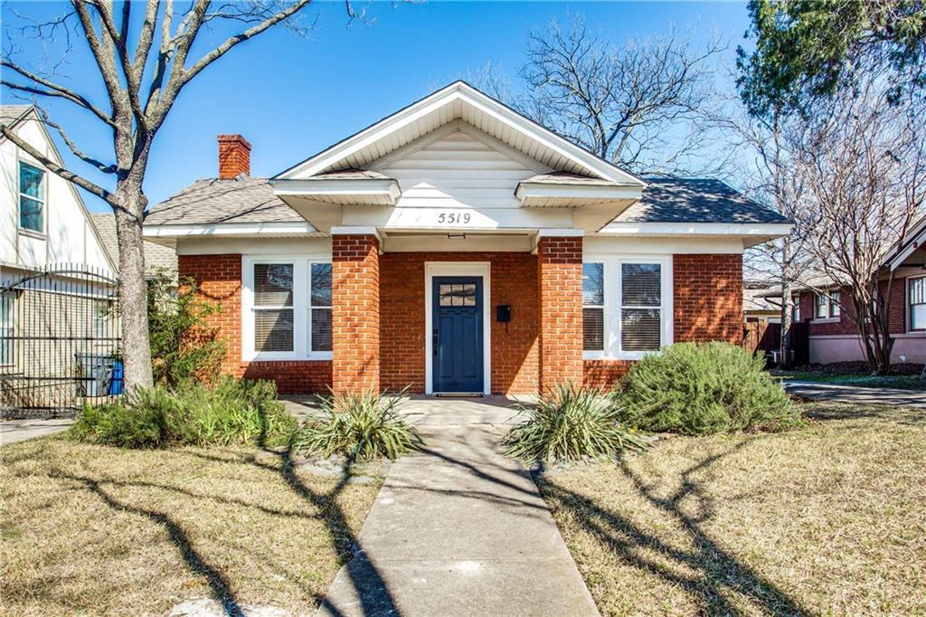 Sold Property | 5519 Richmond Avenue Dallas, Texas 75206 1