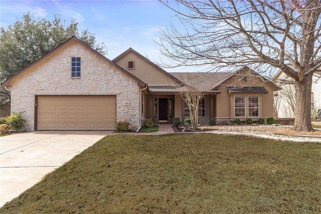 Sold Property | 121 Cold Springs Drive Georgetown, TX 78633 0