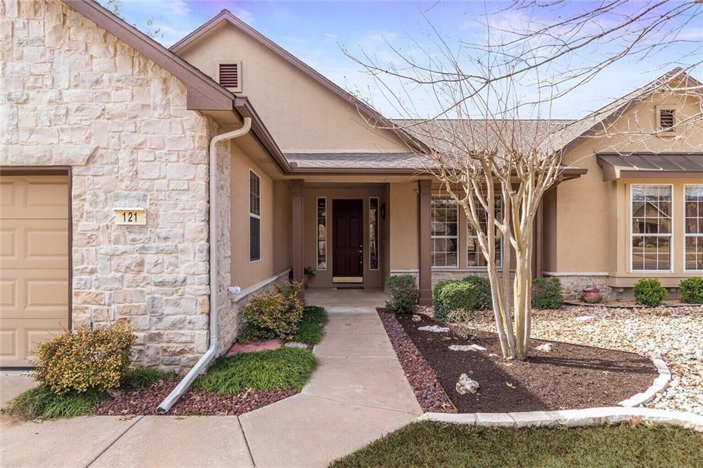 Sold Property | 121 Cold Springs Drive Georgetown, TX 78633 1