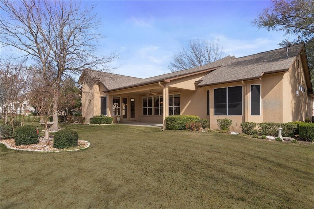 Sold Property | 121 Cold Springs Drive Georgetown, TX 78633 19